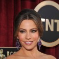 Sofia Vergara sparkles at the 2012 SAG Awards