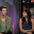 Dish Of Salt: What Advice Did Grant Gustin Get From The Cast Of 'Glee'