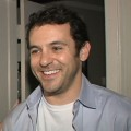 Fred Savage on the set of his new NBC comedy 'Best Friends Forever' on February 1, 2012