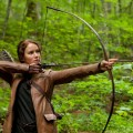 Jennifer Lawrence stars as Katniss Everdeen in &#8216;The Hunger Games&#8217;