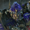 Optimus Prime from 'Transformers: The Ride 3-D'