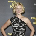 Katherine Heigl is seen at the &#8216;One for the Money&#8217; photocall at Hotel de Rome in Berlin on February 6, 2012