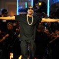 Jay-Z performs at Carnegie Hall to Benefit the United Way of New York City and the Shawn Carter Foundation in New York City on February 6, 2012