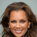 Vanessa Williams attends the grand opening of the M&M's Museum of Chocolate Art, NYC, on February 7, 2012