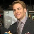 Chris Pine's This Means War' Premiere