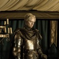 Gwendoline Christie as Brienne in &#8216;Game of Thrones&#8217; Season 2