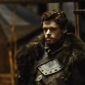 Richard Madden as Robb Stark in 'Game of Thrones' Season 2