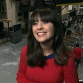Zooey Deschanel Talks Hosting 'Saturday Night Live'