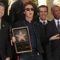 Paul McCartney Gets His Star On The Hollywood Walk Of Fame