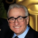 Martin Scorsese is all smiles as he arrives for the 84th Academy Awards Nominations Luncheon at The Beverly Hilton hotel on February 6, 2012 in Beverly Hills, Calif.