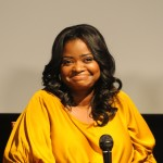 Octavia Spencer attends USC School Of Cinematic Arts Presents &#8216;The Power Of Film To Create Social Change&#8217; Panel Discussion in Los Angeles on February 7, 2012 