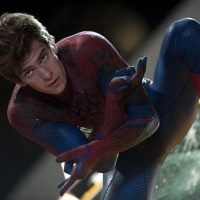 Andrew Garfield stars as Spider-Man in Columbia Pictures' 'The Amazing Spider-Man'