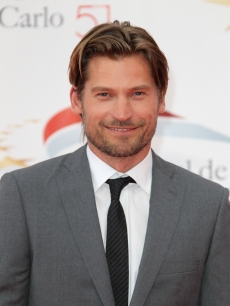Nikolaj Coster-Waldau arrives at the screening of 'Game Of Thrones' at Grimaldi Forum, Monaco, on June 8, 2011