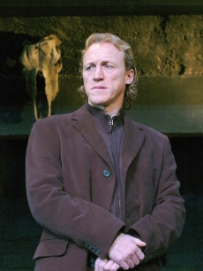 Jerome Flynn during 'The Winterling' at the Royal Court Theatre press photocall at Royal Court Theatre in London, March 9, 2006