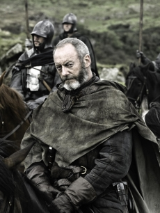 Liam Cunningham as Davos Seaworth in 'Game of Thrones' Season 2