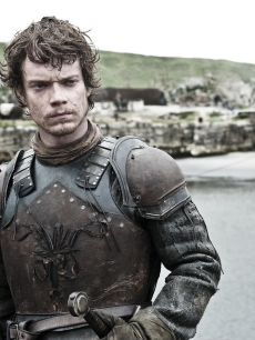 Alfie Allen as Theon Greyjoy in 'Game of Thrones' Season 2