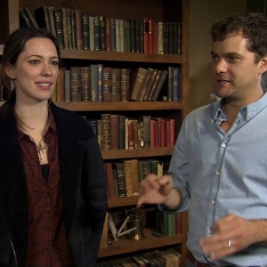 2012 Sundance Film Festival: Joshua Jackson &amp; Rebecca Hall Talk &#8216;Lay The Favorite&#8217;