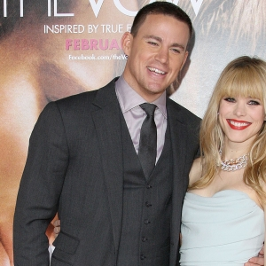 Channing Tatum &amp; Rachel McAdams&#8217; &#8216;The Vow&#8217; Premiere