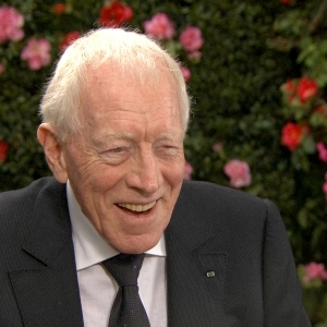 Max Von Sydow Talks 'Extremely Loud & Incredibly Close' Oscar Nomination