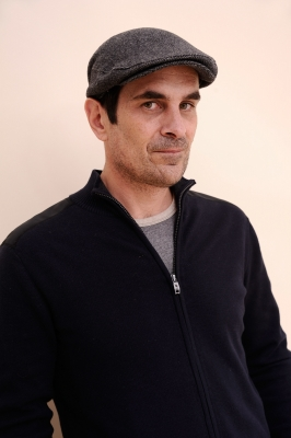 Ty Burrell poses for a portrait during the 2012 Sundance Film Festival at the Getty Images Portrait Studio at T-Mobile Village at the Lift in Park City, Utah, on January 25, 2012