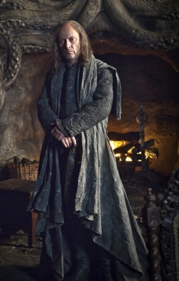 Patrick Malahide as Balon Greyjoy in 'Game of Thrones' Season 2