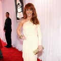 Kathy Griffin seen looking lovely at the 54th Annual Grammy Awards held at Staples Center on February 12, 2012 in Los Angeles