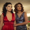 Jordin Sparks and Whitney Houston in &#8216;Sparkle&#8217;