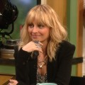 Nicole Richie appears on Access Hollywood Live on February 22, 2012