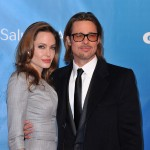 Brad Pitt and Angelina Jolie attend the Cinema for Peace Gala during day five of the 62nd Berlin International Film Festival in Berlin, Germany on February 13, 2012