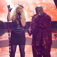 Christina Aguilera and Cee Lo Green perform a Prince medley on &#8216;The Voice&#8217; Season 2, NBC