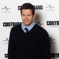 Mark Wahlberg is seen looking dapper at photocall for 'Contraband' in London on February 23, 2012