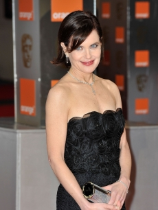 'Downton Abbey's' Elizabeth McGovern attends the Orange British Academy Film Awards 2012 at the Royal Opera House, London, on February 12, 2012