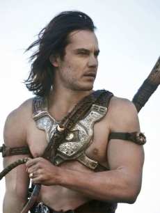 Taylor Kitsch in 'John Carter'