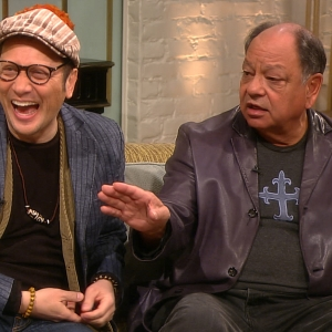 Rob Schneider Marvels Over Working With 'Comedy Legend' Cheech Marin