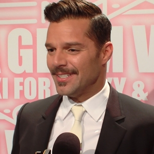 Ricky Martin Returns To Broadway In 'Evita'