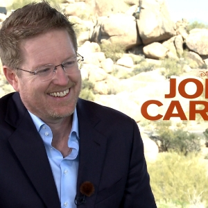 Andrew Stanton Takes On 'John Carter'