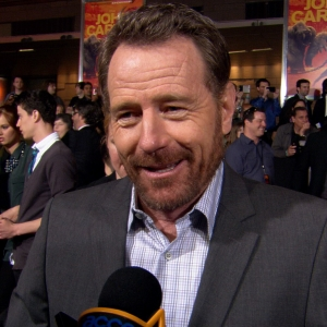 Bryan Cranston Cowboys Up For 'John Carter'