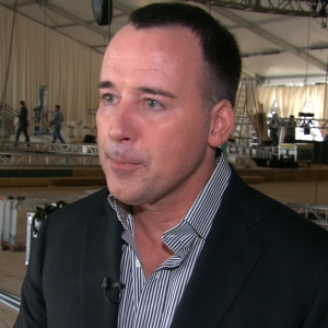 David Furnish Gears Up For The Elton John AIDS Foundation&#8217;s 20th Annual Academy Awards Party