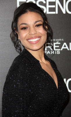 Jordin Sparks attends the 5th Annual ESSENCE Black Women in Hollywood Luncheon in Beverly Hills on February 23, 2012