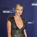 Kate Winslet attends the 37th Cesar Film Awards at Theatre du Chatelet in Paris on February 24, 2012