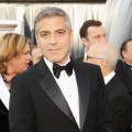 George Clooney arrives at the 84th Annual Academy Awards held at the Hollywood &amp; Highland Center in Hollywood on February 26, 2012