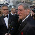 Oscars 2012: Tony Bennett&#8217;s Reunion With Former Driver George Clooney
