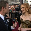 Oscars 2012: Jessica Chastain Dishes On Her Busy Year