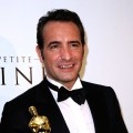 Jean Dujardin, winner of the Best Actor Award for 'The Artist,'arrives at The Weinstein Company's 84th Annual Academy Awards After Party at Mondrian Los Angeles in West Hollywood, Calif. on February 26, 2012