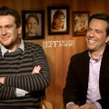 Jason Segel & Ed Helms' Brotherly Love In 'Jeff, Who Lives At Home'