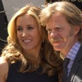 William H. Macy & Felicity Huffman Get Their Stars On The Hollywood Walk Of Fame
