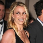 Britney Spears arrives at The Recording Academy&#8217;s 2012 Pre-Grammy Gala And Salute To Industry Icons at The Beverly Hilton hotel in Beverly Hills, Calif. on February 11, 2012