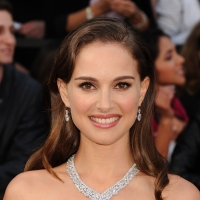 Natalie Portman on the 2012 Oscars red carpet