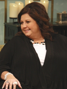 'Dance Moms' coach Abby Lee Miller stops by Access Hollywood Live on March 2, 2012