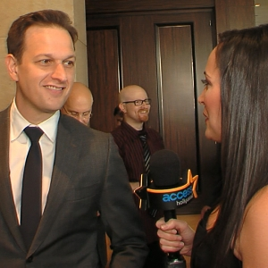Josh Charles Talks Matthew Perry Coming To 'The Good Wife'